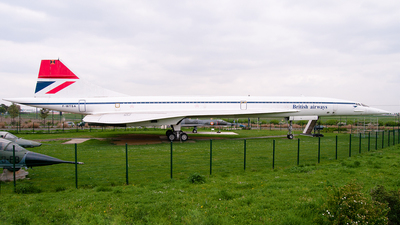 F-WTSA - Aérospatiale/British Aircraft Corporation Concorde - Aérospatiale/British Aircraft Corporation