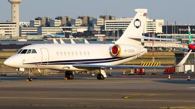 M-CHEM - Dassault Falcon 2000EX - Ineos Aviation