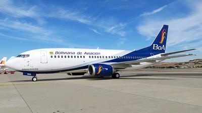 CP-3020 - Boeing 737-37Q - Boliviana de Aviación (BoA)