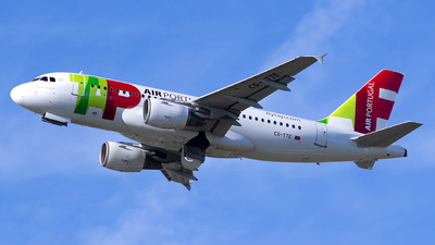 A picture of CSTTE - Airbus A319111 - TAP Air Portugal - © Baptiste Prevost