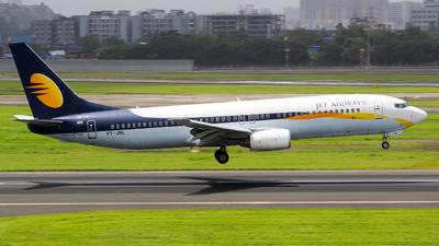 VT-JNL - Boeing 737-85R - Jet Airways