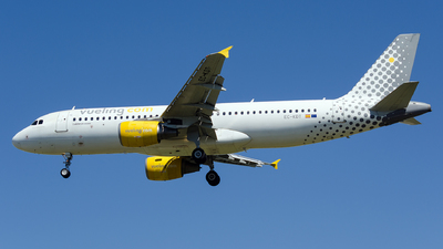 A picture of ECKDT - Airbus A320216 - [3145] - © Hubay Andor