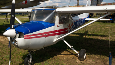 SP-EZH - Reims-Cessna F150M - Aero Club - Orlat Deblin
