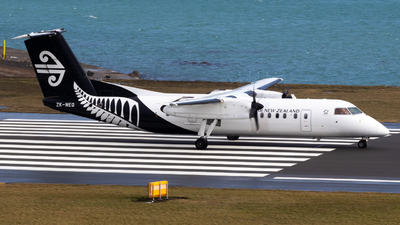 ZK-NEQ - Bombardier Dash 8-Q311 - Air New Zealand
