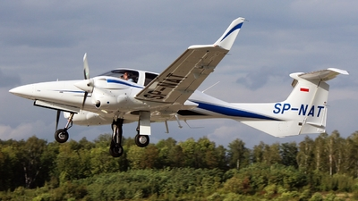 SP-NAT - Diamond DA-42-VI Twin Star - Private