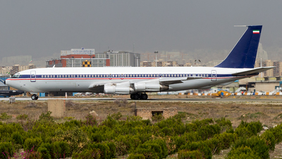 5-8301 - Boeing 707-3J9C - Iran - Air Force
