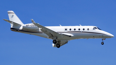 RP-C5168 - Gulfstream G150 - Private