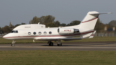 N779LC - Gulfstream G-IIB - Private