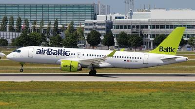 YL-CSM - Airbus A220-300 - Air Baltic