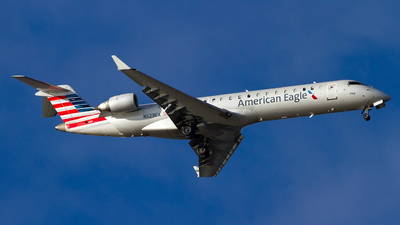 N529EA - Bombardier CRJ-702ER - American Eagle (Envoy Air)