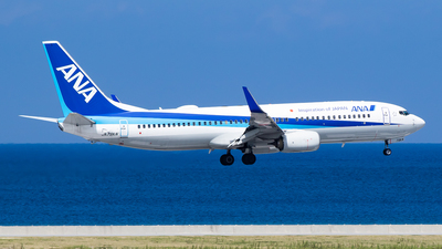 A picture of JA79AN - Boeing 737881 - All Nippon Airways - © H.Hayashi