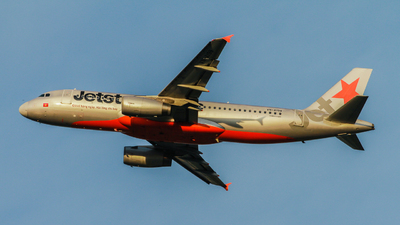 VN-A198 - Airbus A320-232 - Jetstar Pacific Airlines