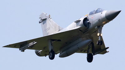 2044 - Dassault Mirage 2000-5EI - Taiwan - Air Force