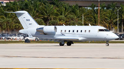 N89 - Bombardier CL-600-2B16 Challenger 604 - United States - Federal Aviation Administration (FAA)