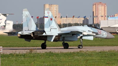 RF-81719 - Sukhoi Su-35S - Russia - Air Force