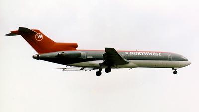 N802EA - Boeing 727-225(Adv) - Northwest Airlines