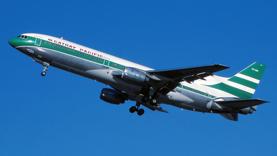 VR-HHW - Lockheed L-1011-1 Tristar - Cathay Pacific Airways