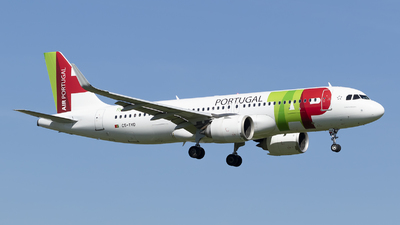 CS-TVD - Airbus A320-251N - TAP Air Portugal