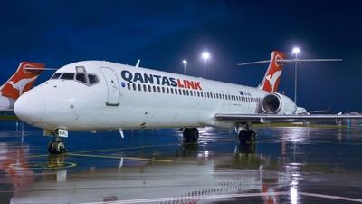 VH-NXH - Boeing 717-2K9 - QantasLink