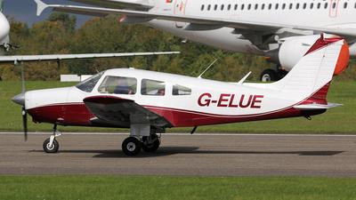 G-ELUE - Piper PA-28-161 Warrior II - Freedom Aviation