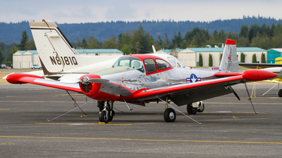 N91581 - North American Navion A - Private