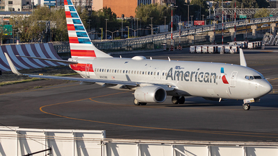 A picture of N965NN - Boeing 737823 - American Airlines - © Edmundo Iturralde