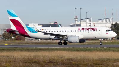 A picture of DAEWO - Airbus A320214 - Eurowings - © Marco Materlik
