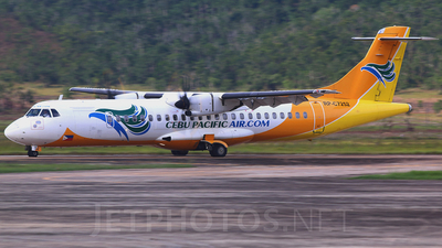 RP-C7252 - ATR 72-212A(500) - Cebu Pacific Air