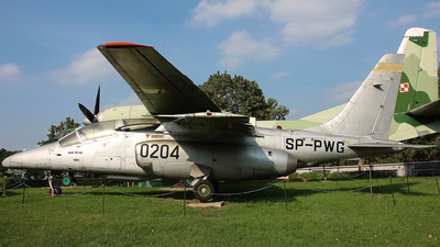 SP-PWG - PZL-Mielec I-22 Iryda - Poland - Air Force