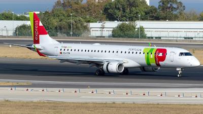 CS-TTW - Embraer 195AR - TAP Express