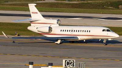 N900NB - Dassault Falcon 7X - Private