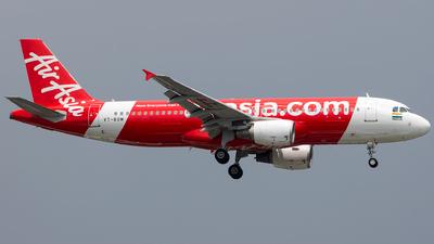 A picture of VTBOM - Airbus A320214 - AirAsia - © Aneesh Bapaye
