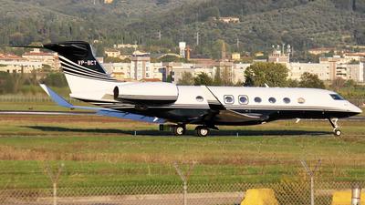 VP-BCT - Gulfstream G650 - Gama Aviation