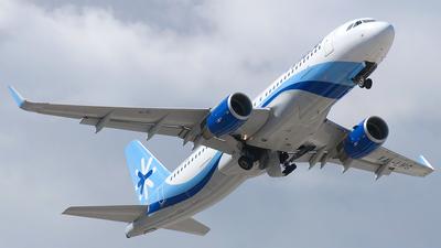 XA-LHG - Airbus A320-214 - Interjet
