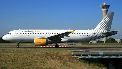 EC-JDO - Airbus A320-214 - Vueling Airlines