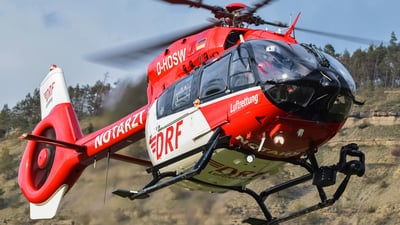D-HDSW - Airbus Helicopters H145 - DRF Luftrettung