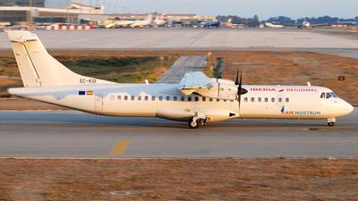 EC-KGI - ATR 72-212A(500) - Naysa