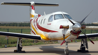B-0413 - Pilatus PC-12/47E - Asian Express Aviation