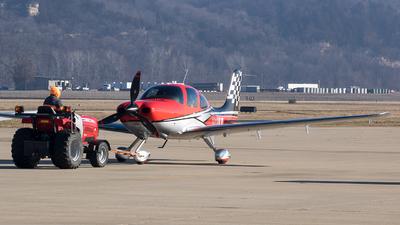 N812WW - Cirrus SR22T-Xi - Private