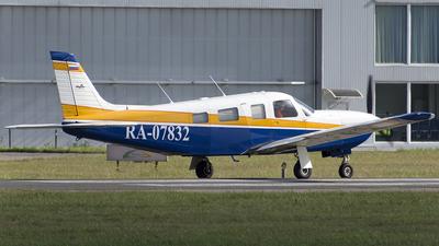 RA-07832 - Piper PA-32-301T Turbo Saratoga - Private