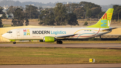 A picture of PPYBA - Boeing 7374K5(SF) - Modern Logistics - © Paulo H Goncalez