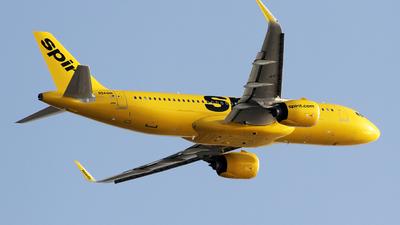 N944NK - Airbus A320-271N - Spirit Airlines