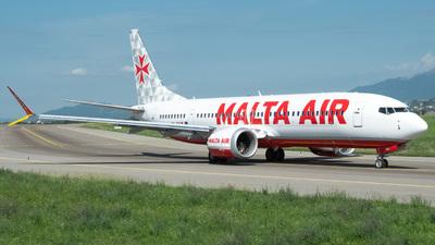 9H-VUC - Boeing 737-8-200 MAX - Malta Air