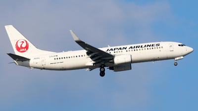 JA310J - Boeing 737-846 - Japan Airlines (JAL)