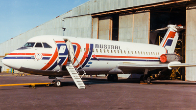 LV-LZR - British Aircraft Corporation BAC 1-11 Series 420EL - Air Austral