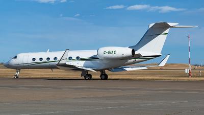 C-GIAC - Gulfstream G550 - Private