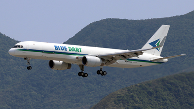 VT-BDB - Boeing 757-23N(SF) - Blue Dart Aviation