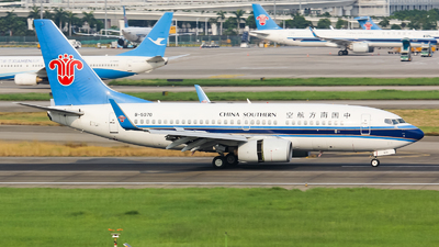 B-5070 - Boeing 737-71B - China Southern Airlines