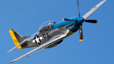 D-FUNN - North American TF-51D Mustang - Private
