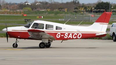 A picture of GSACO - Piper PA28161 -  - © David Oates